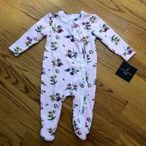 Laura Ashley Sleep and Play outfit, NWT'S